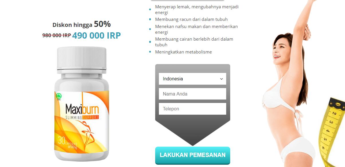 Maxiburn capsules